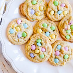 Easter M&m Cookies Recipe