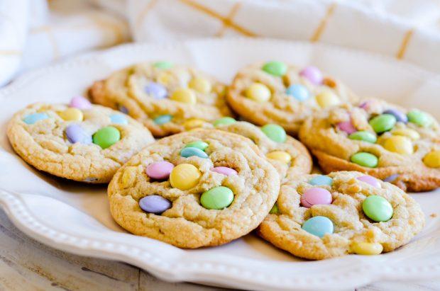 Easter M&m Cookies Recipe