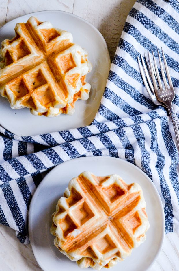 Liege Waffles Recipe Hack