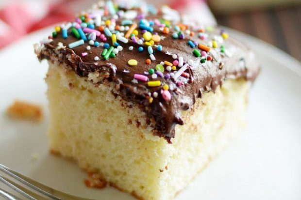 Chocolate Frosting Recipe For Brownies Or Sheet Cake