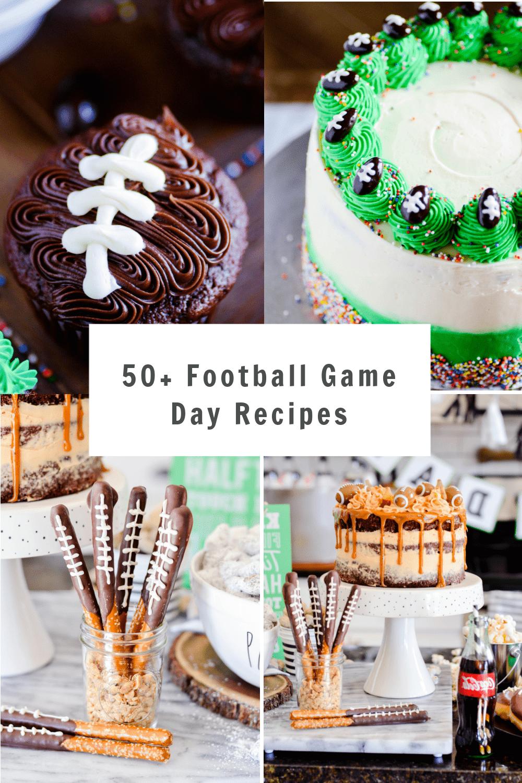 50 Football Dessert Recipes