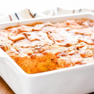Pumpkin French Toast Casserole Recipe