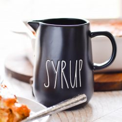 Caramel Buttermilk Syrup