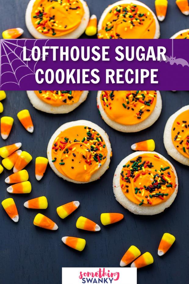 Lofthouse Sugar Cookies Copycat Recipe