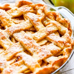 Honey Apple Pie Recipe