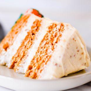 Pumpkin Roll Layer Cake Recipe