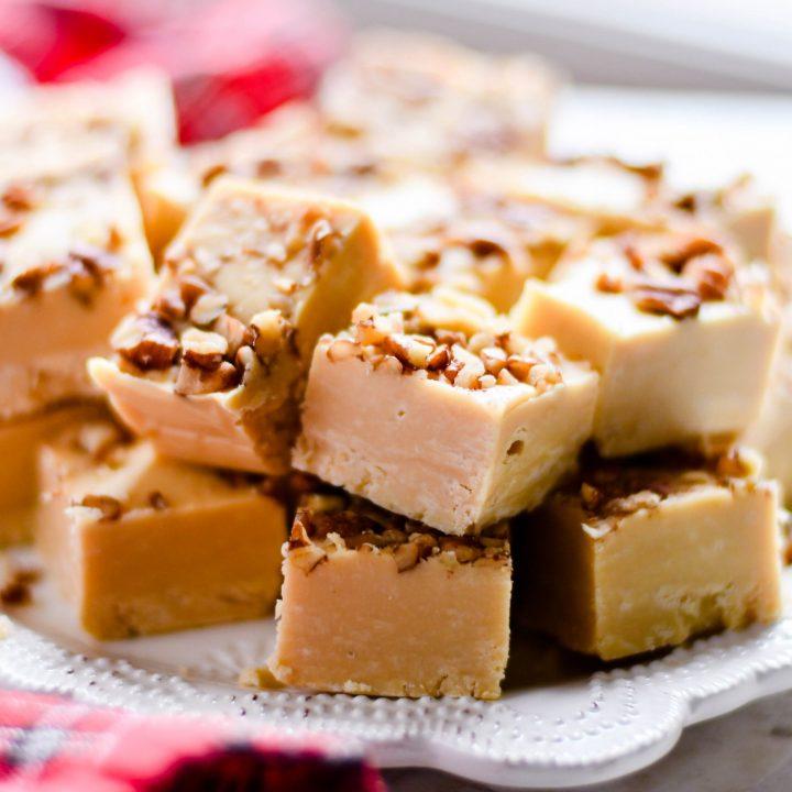 Maple Cream Fudge Recipe