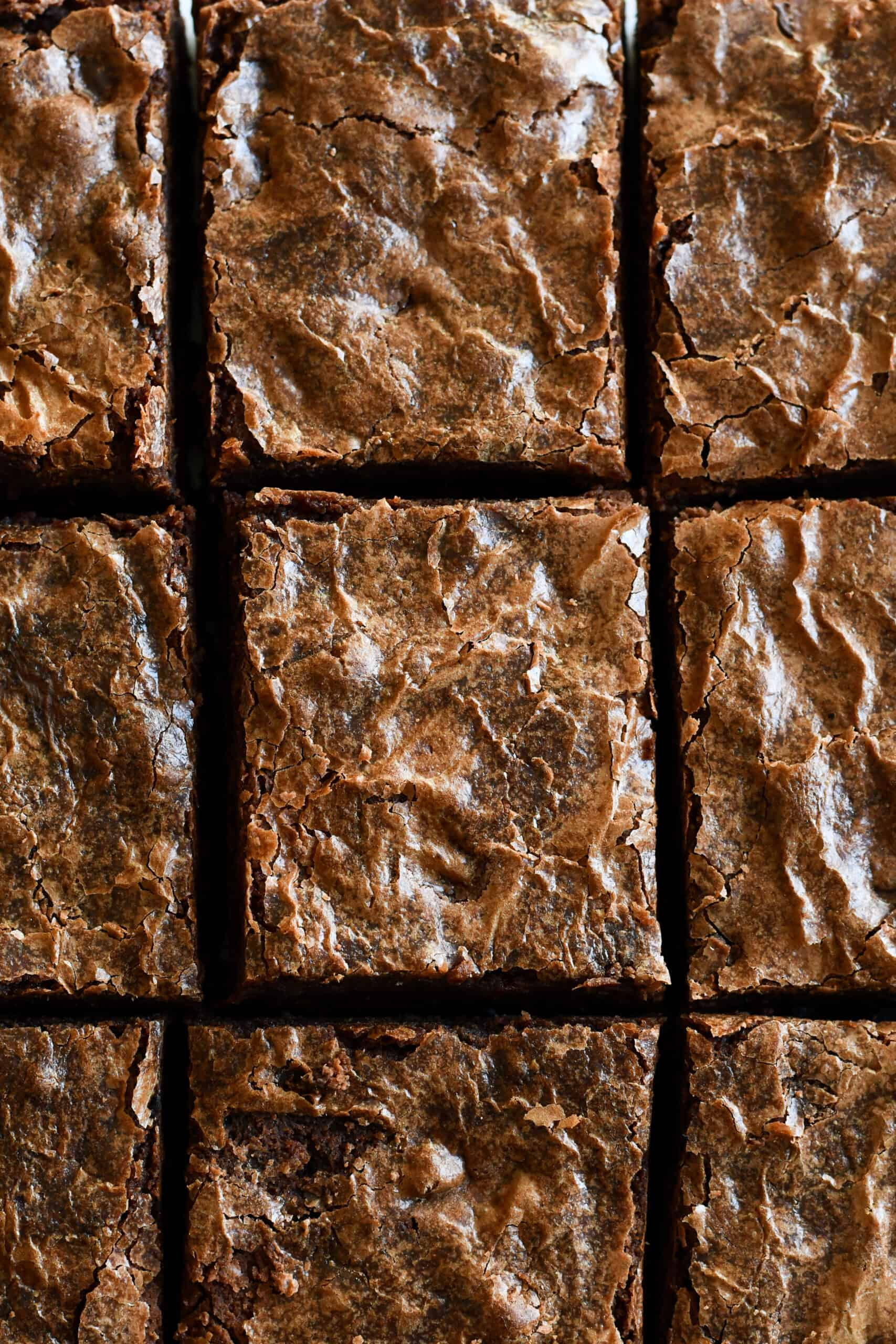 Better Than Box Mix Brownies Recipe