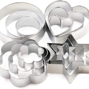 Easy Shapes Cookie Cutters