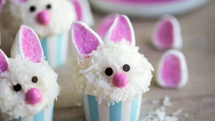 Bunny Ear Cupcake social 2