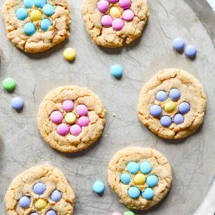 Spring Flower Cookies Recipe