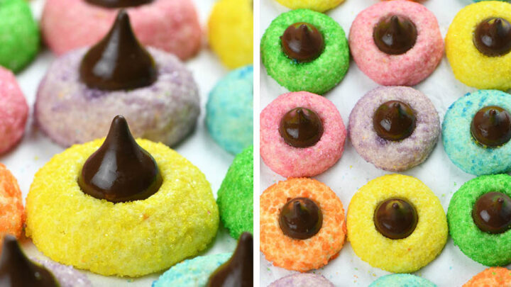 Easter Blossom Cookies facebook