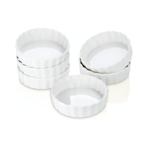 Tart And Creme Brûlée Dishes