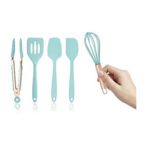 Mini Silicone Cooking Utensil Set