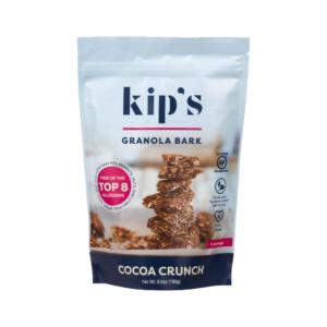 Cocoa Crunch Granola Bark
