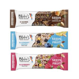 Blake's Seed And Fruit Bars
