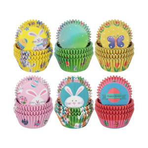 600 Piece Easter Cupcake Liners