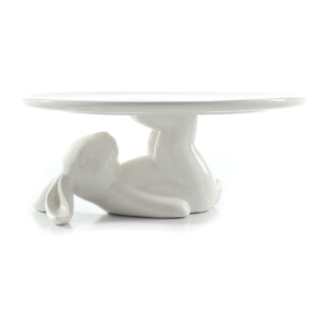 Bunny 8-inch Cake Stand