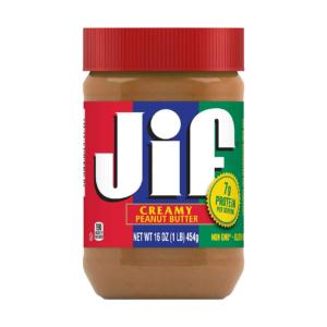 Jif Creamy Peanut Butter