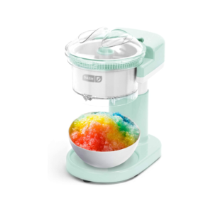 Snow Cone Maker For One