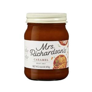 Mrs. Richardson's Caramel Topping