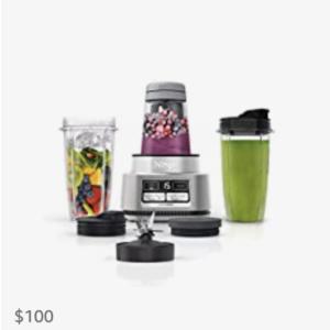 Ninja Foodi Smoothie Bowl Blender