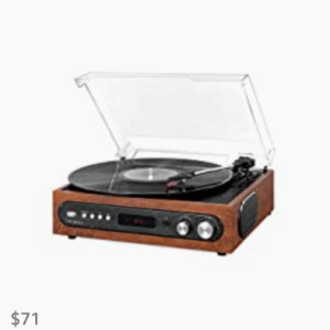 Victrola All-in-one Bluetooth Record Player