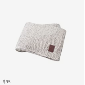 Love Your Melon Speckled Blanket
