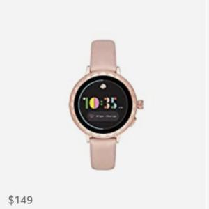 Kate Spade Touchscreen Smart Watch