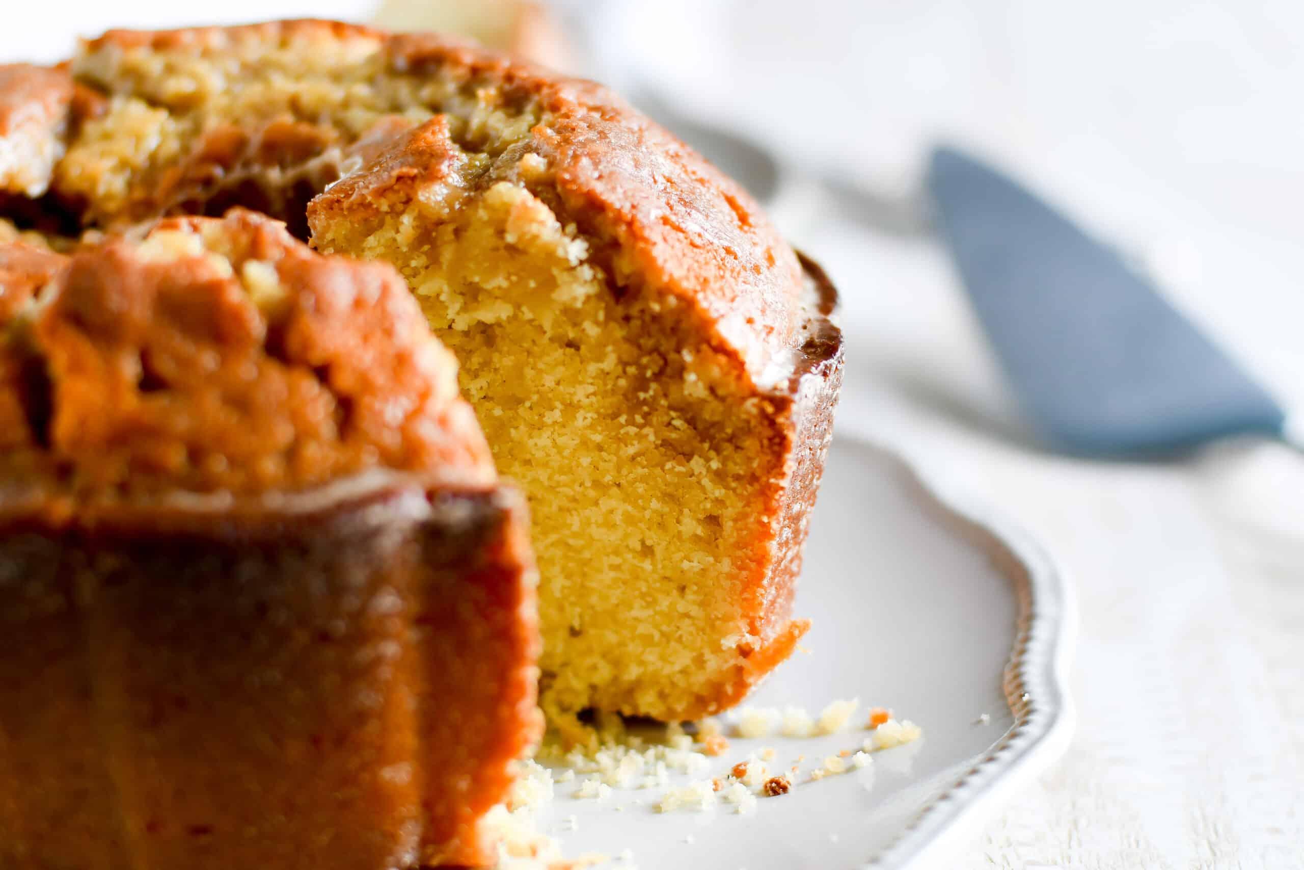 केंटकी मक्खन केक