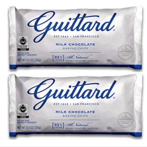 Guittard Milk Chocolate Chips