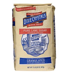 Dixie Crystals Extra Fine Granulated Sugar