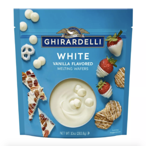 Ghirardelli White Melting Wafers