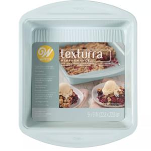 Wilton 9×9 Texturra Bakeware Square Pan