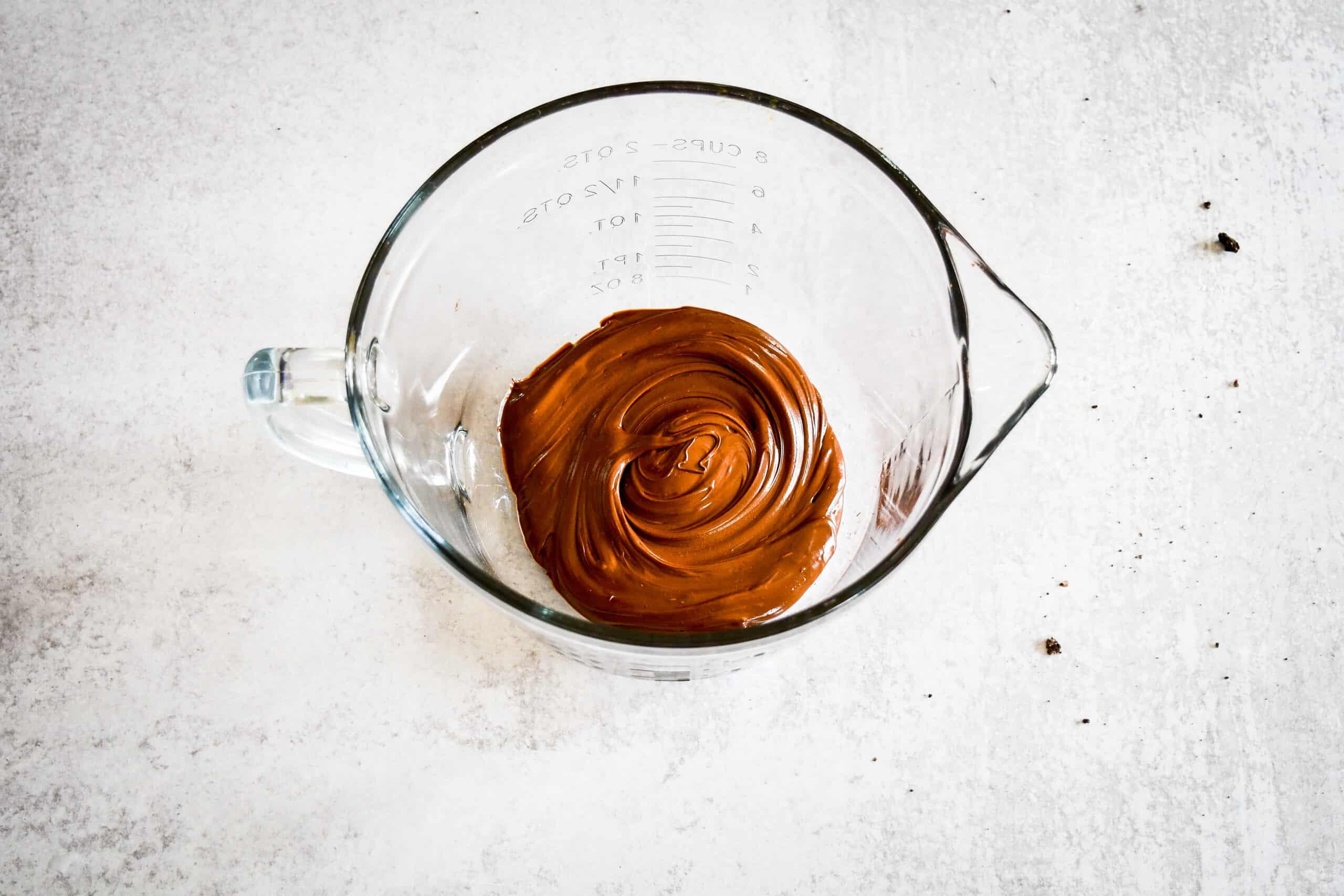 No Bake Chocolate Cheesecake Pie Recipe