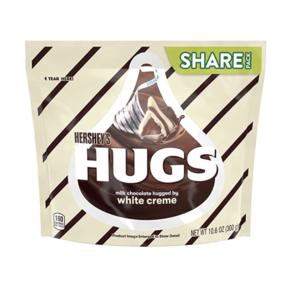 Milk And White Chocolate Hugs