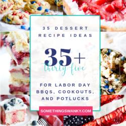 Bbq Dessert Ideas For Labor Day